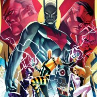 Batman Beyond Universe #16 review