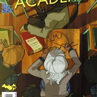 Exclusive Preview: Gotham Academy #3