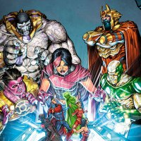 Justice League 3000 #11 review