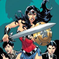 Worlds' Finest #28 review