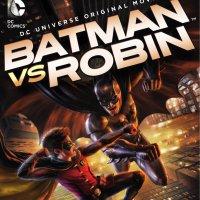 'Batman vs. Robin' box art and release date revealed