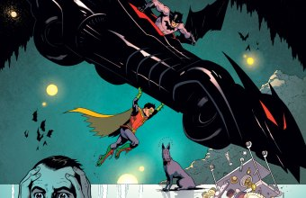 Batman Robin 39