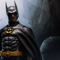 Giveaway: Michael Keaton 1989 Batman Premium Format Figure