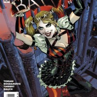 Exclusive Preview: Batman: Arkham Knight #2