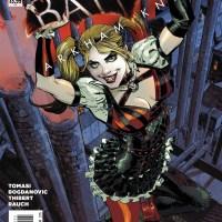 Exclusive Preview: Batman: Arkham Knight #2