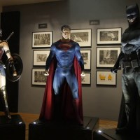 New HD video details Batman, Superman, and Wonder Woman costumes from 'Batman v Superman'