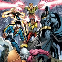 Convergence: Batman and the Outsiders #1 review