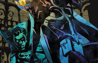 Convergence Detective Comics 1