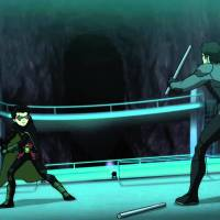 Nightwing trains Robin in new clip from 'Batman vs. Robin' (video)