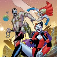 Harley Quinn and Power Girl #3 review