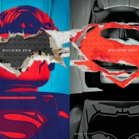 LEGO's take on the 'Batman v Superman' posters is perfect (photo)