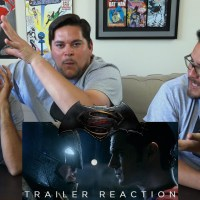 'Batman v Superman: Dawn of Justice' Comic-Con trailer reaction (video)