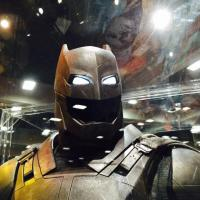 Get a closer look at Batman's armored suit from 'Batman v Superman' (photos)