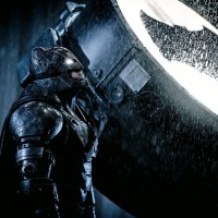 New 'Batman v Superman' images include an iconic look at Batman