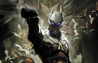 Batman Arkham Knight Genesis 1
