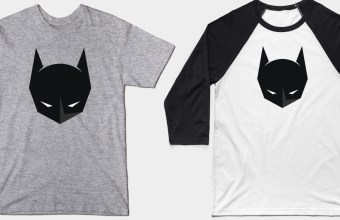 Batman News shirts