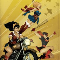 DC Comics Bombshells #1 review