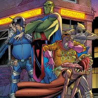 All Star Section Eight #3 review