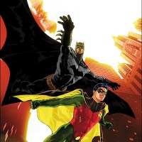 First Look: Batman and Robin Eternal #1 variant cover