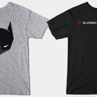Giveaway: Win a Batman News or Superhero News t-shirt