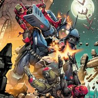 Red Hood/Arsenal #4 review