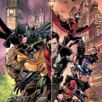 Batman and Robin Eternal #1 review