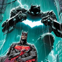 Justice League 3001 #5 review
