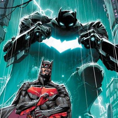 Justice League 3001 #5 review