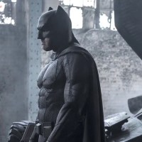 Ben Affleck comments on directing his own Batman movie