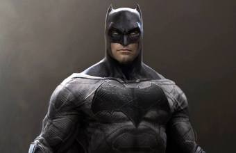 Batman v Superman concept art Batman