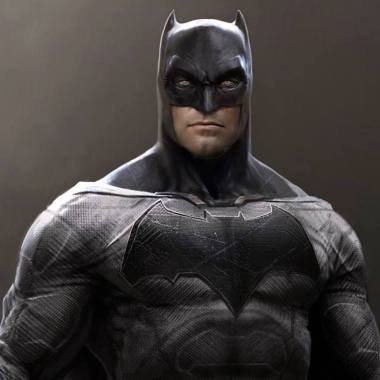More 'Batman v Superman' concept art of Ben Affleck's Batman