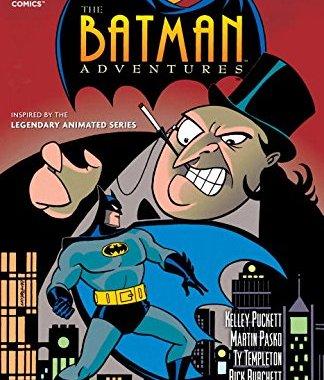 The Batman Adventures, Vol. 1 review