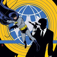 Batman '66 Meets the Man From U.N.C.L.E. #1 review