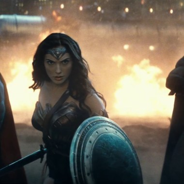 See the new 'Batman v Superman' trailer in IMAX 3D this weekend