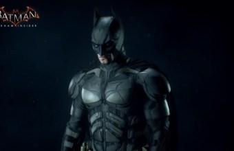 Christian Bale Batman Arkham Knight