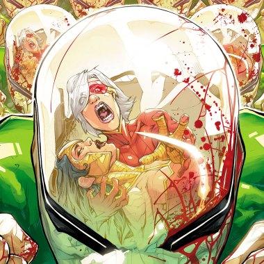 Justice League 3001 #7 review