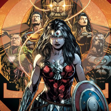 Justice League #47 review
