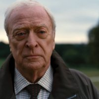 Michael Caine shares touching story about his grandson and Batman (video)
