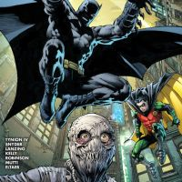 Batman and Robin Eternal #16 review