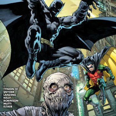 Batman and Robin Eternal #16 review