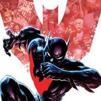 Batman Beyond #8 review