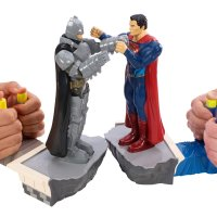 Mattel made 'Batman v Superman' Rock 'Em, Sock 'Em Robots