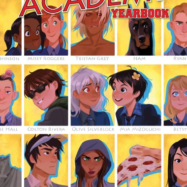 Gotham Academy #14 review