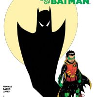 Robin: Son of Batman #8 review