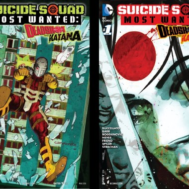 Suicide Squad's Most Wanted: Deadshot and Katana #1 review