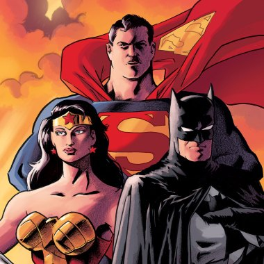 Batman/Superman/Wonder Woman: Trinity review