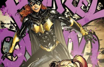 BAK Batgirl Harley 1