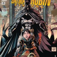 Batman and Robin Eternal #21 review