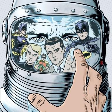 Batman '66 Meets the Man From U.N.C.L.E. #3 review
