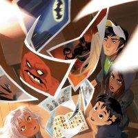 Gotham Academy #15 review